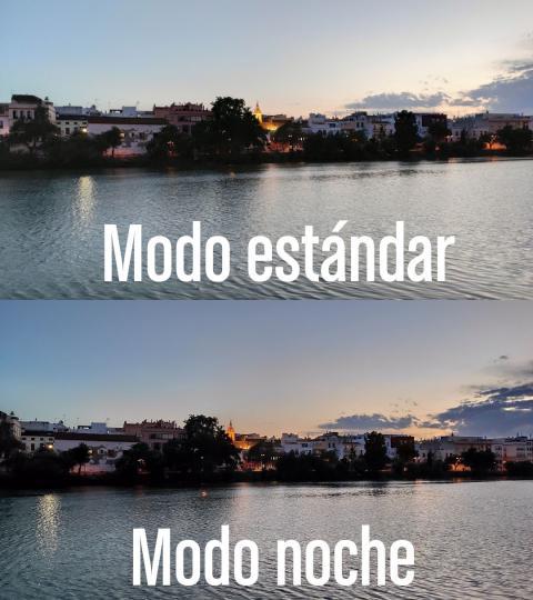 Modo noche Xiaomi Mi 9 SE