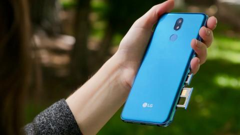 Análisis LG K40