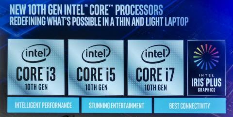 10ª generación de procesadores Intel