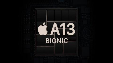 Procesador Apple A13