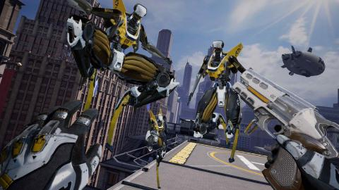 Robo Recall Oculus Quest
