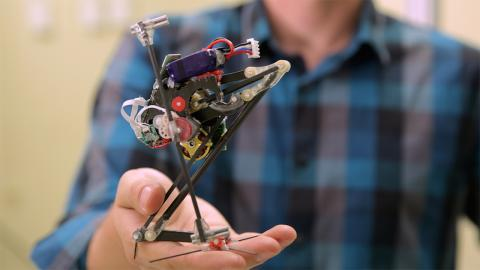 Robot SALTO