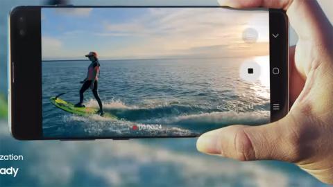 Samsung módulo cámara