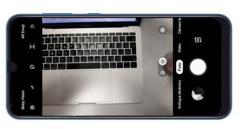 Software cámara A50