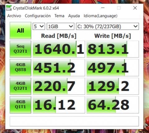 SSD Acer Swift 5