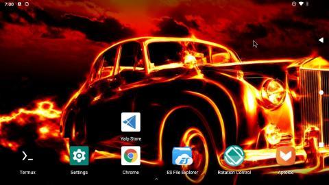 Android 9 en Raspberty Pi