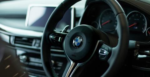 Volante de coche BMW