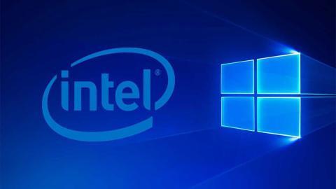 Windows 10 e Intel