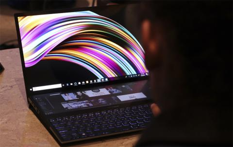 ZenBook Pro Duo de Asus