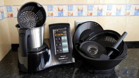 Accesorios Taurus Mycook Touch Black Edition