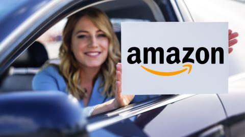 Amazon añade el renting de vehículos a su oferta de servicios en su tienda online
