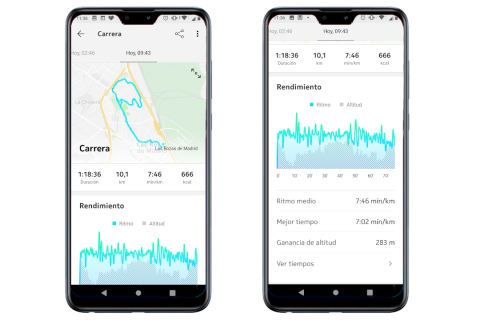 Análisis Withings Pulse HR