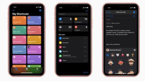 nuevas app de iOS13