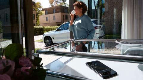 BMW actualización remota