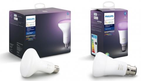 Philips Hue con Bluetooth