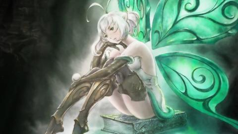 Bravely Default Fairy Effect