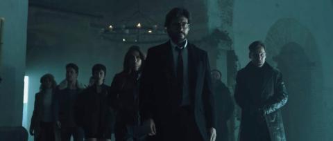 La casa de papel temporada 3 reparto