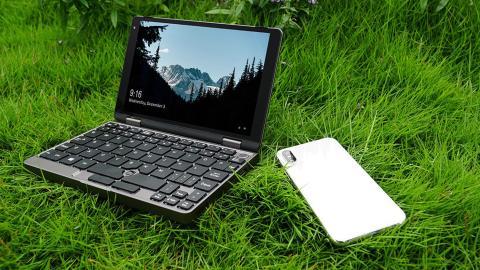 Chuwi MiniBook, el portátil Windows completo más compacto que hayas visto nunca