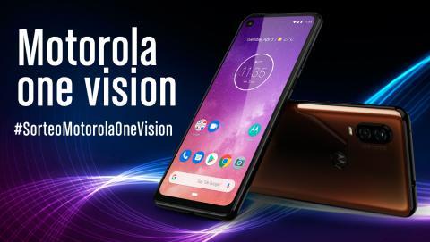 Concurso Motorola One Vision