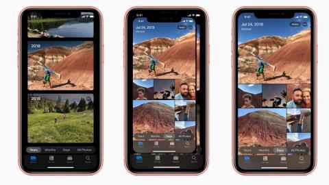 Nueva app Fotos
