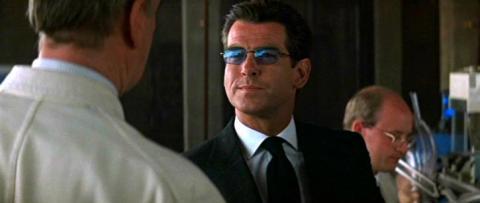 Gafas rayos X 007