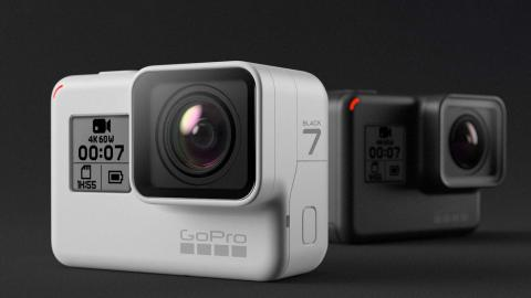 GoPro Hero 7 Black edition de 2018 por solo 332 euros con este código de descuento