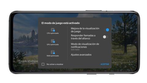 Interfaz OnePlus 7