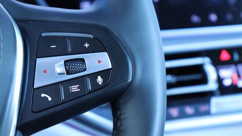 Interior del BMW X5 2019