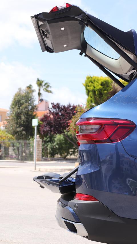 Maletero BMW X5