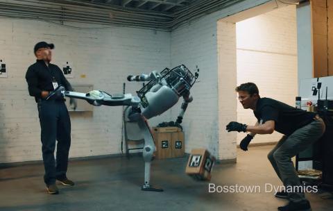Rebelión de los robots