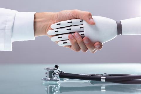 Robot médico doctor
