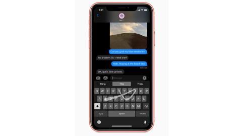 Swiftkey en iPhone