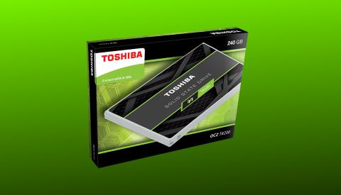Toshiba OCZ SSD