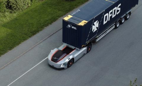 Camión Vera de Volvo