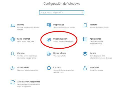 Windows 10 nuevo tema claro