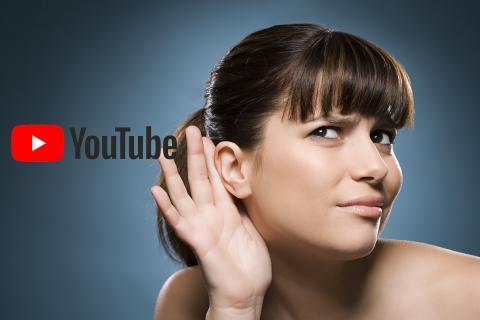 YouTube problemas sonido
