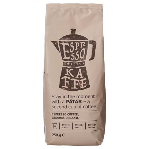 Café patar espresso