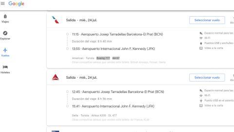 Cómo saber en qué avión vas a volar este verano en tus vacaciones
