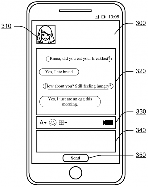 Cortana patente