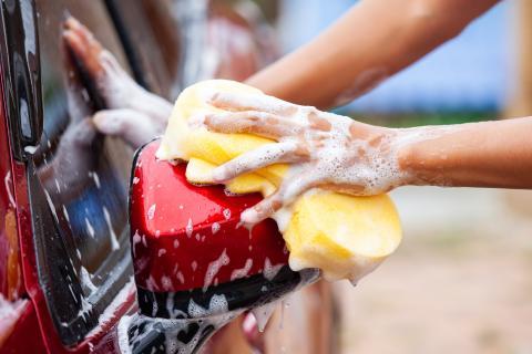 Cómo lavar el coche