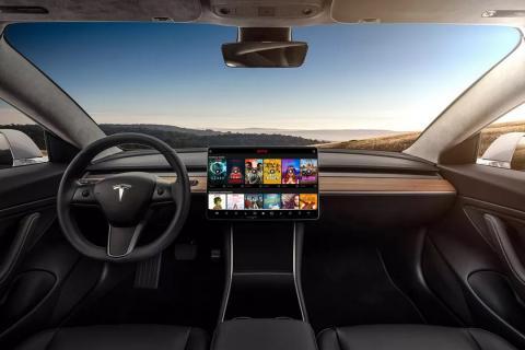 Netflix en Tesla