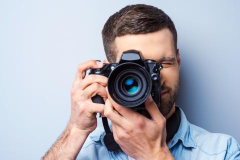 Fotografo principiante