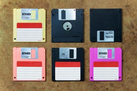 El fin del disquete en Linux