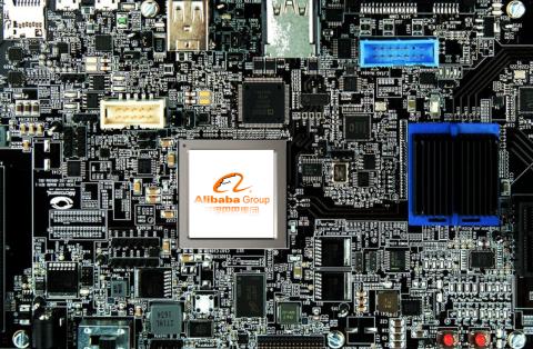 Procesador Alibaba