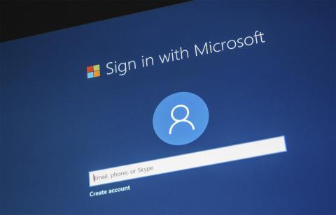Inicio de sesión en Windows