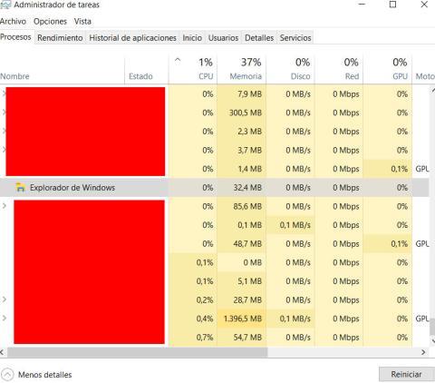 Limpiar RAM Windows 10