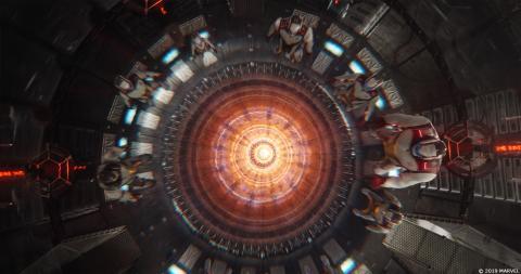 Máquina a otra dimensión