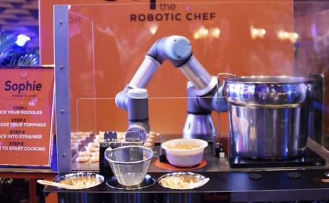 Robot de cocina laska