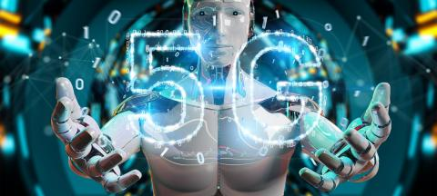 Robótica 5G