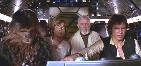 Star Wars Una nueva esperanza